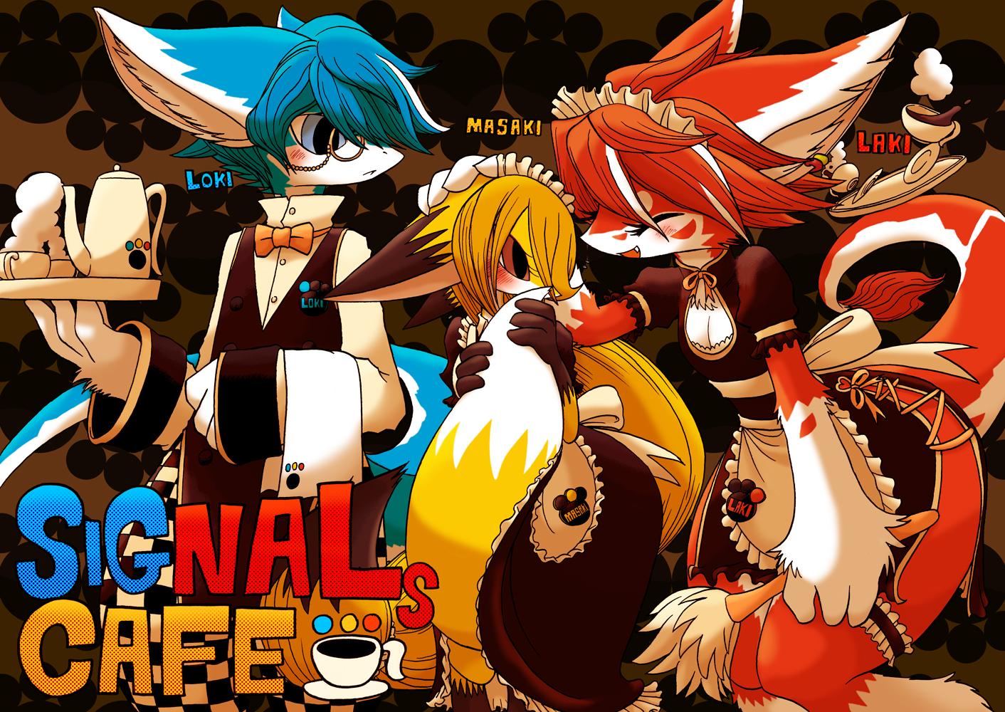 SIGNALS CAFE by hi6sho