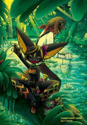 flower knight dakini english version chapter3