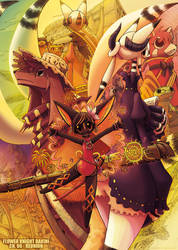 flower knight dakini english version chapter6