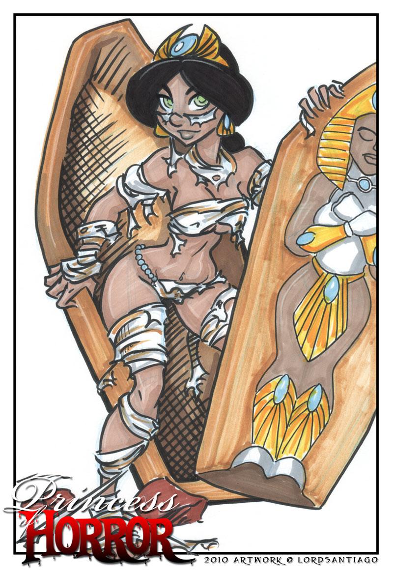 Princess of Horror Jasmine