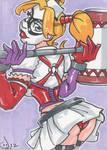 Sketch Card: Harley Quinn