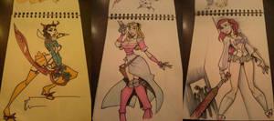 Princess Fan Service