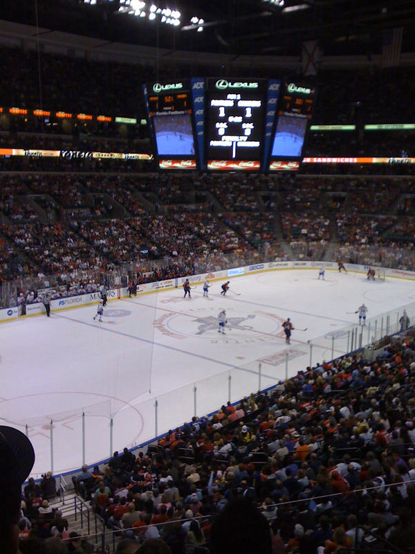 The Good Ole Hockey Game by XFiercexxx