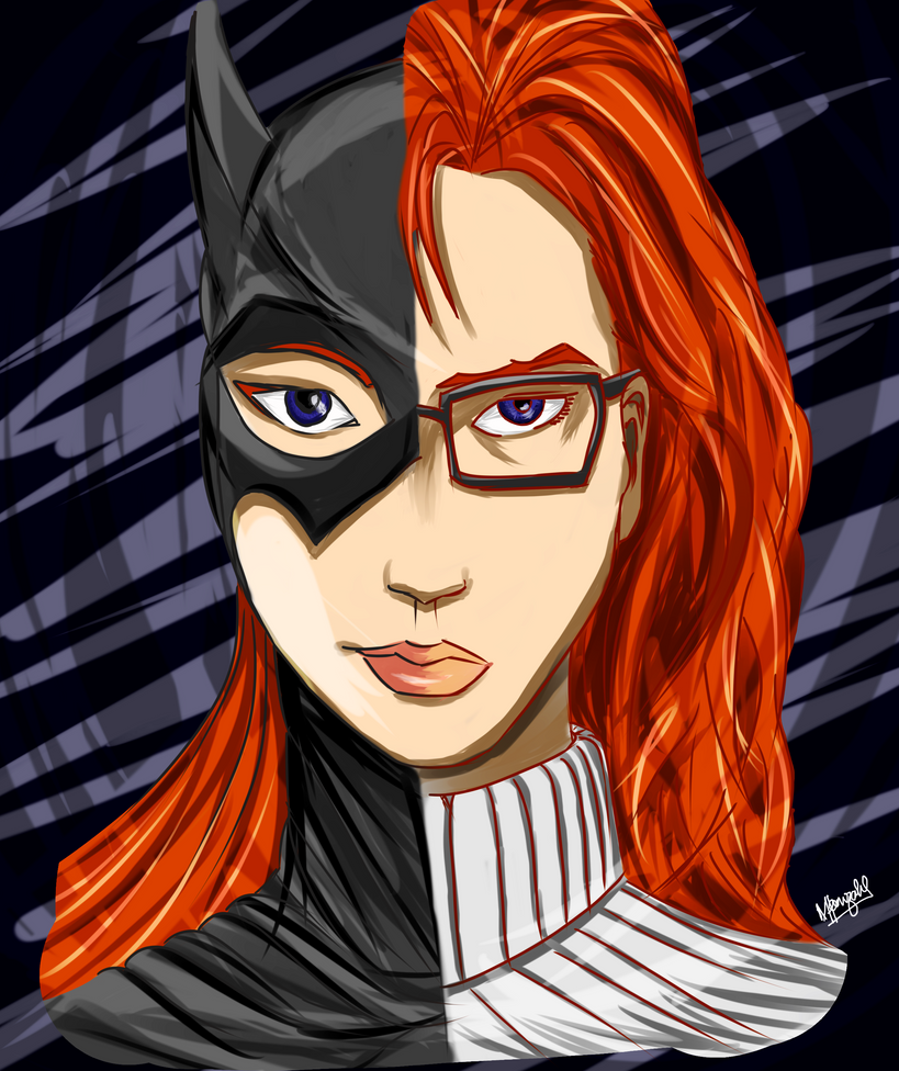 Barbara Gordon by muhash14