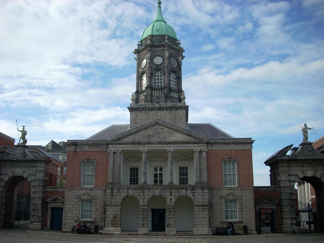 Dublin Castle Stock by DistantWanderer on DeviantArt