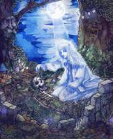 Moonchild by Moon-In-Milk