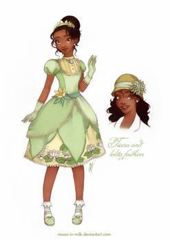 Tiana and lolita fashion