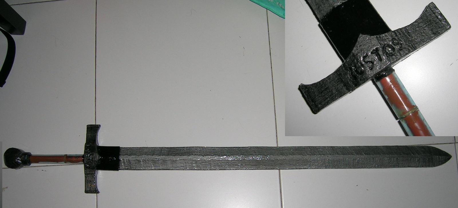 Custos sword by SadKnight