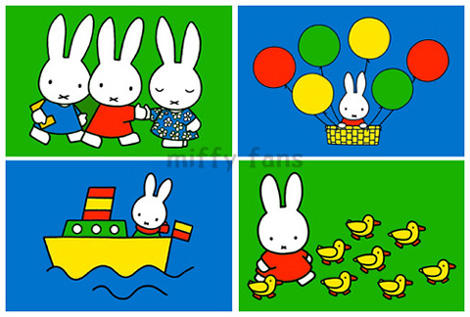 Miffy fans ID 01