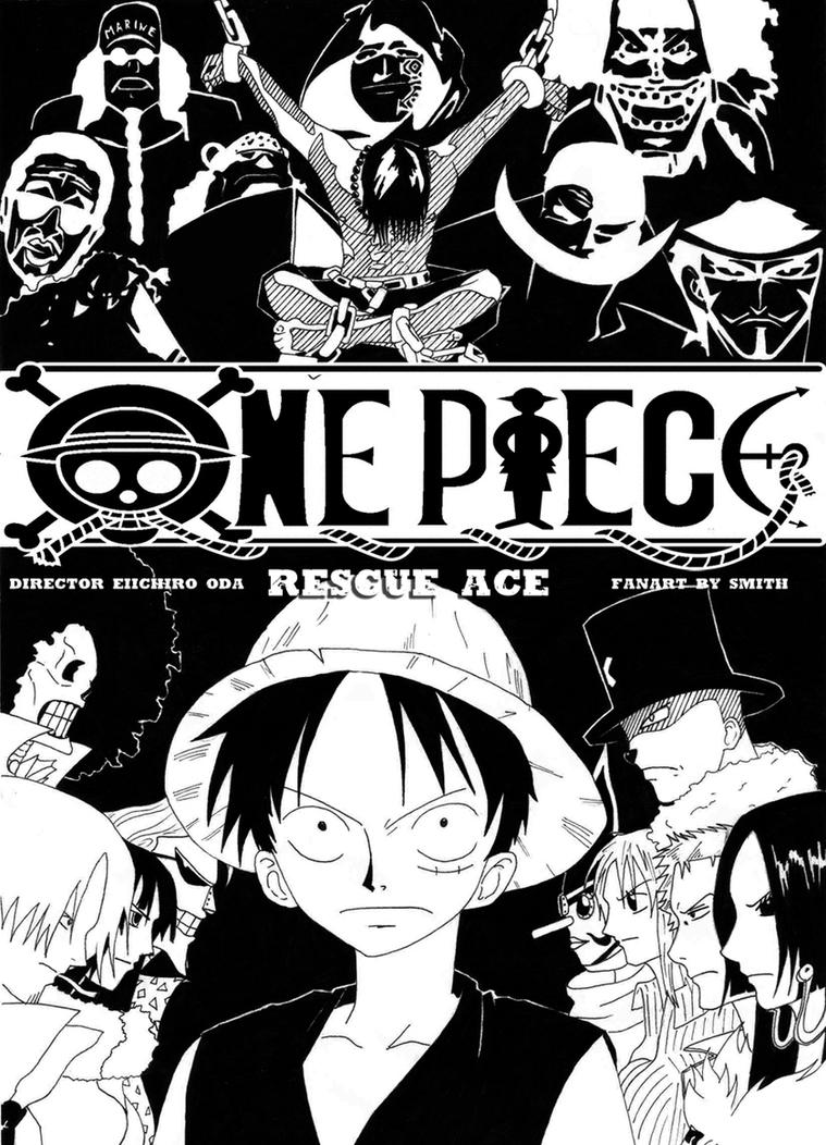 one piece poster by devilsmithy on deviantart. Black Bedroom Furniture Sets. Home Design Ideas