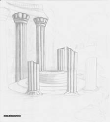 Wip : Oblivion ruins