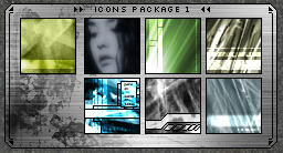 D Icon Pack by d
