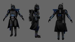 Imperial Arc Shadow Trooper