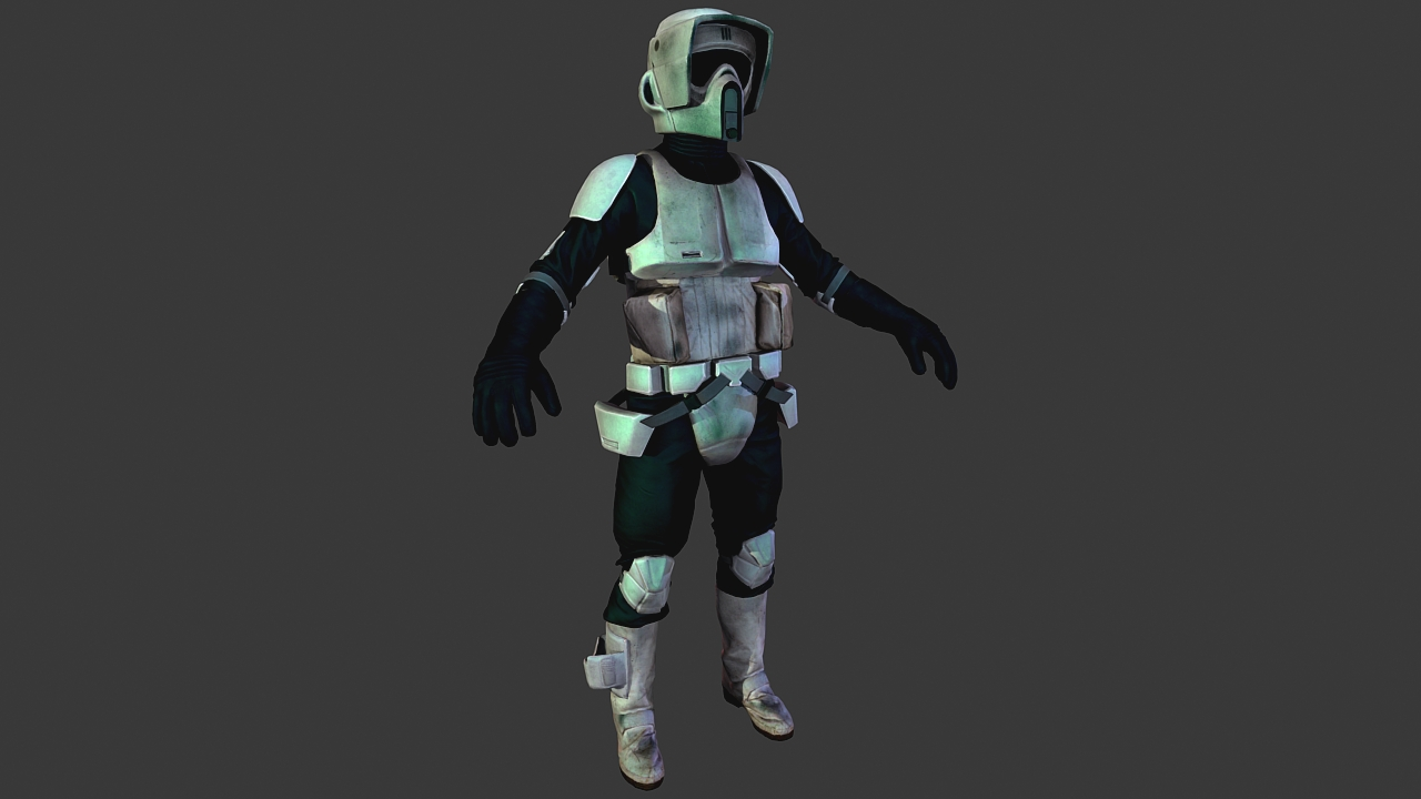 star wars battlefront scout