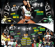 Mix-a-rama flyer NEW v2 by artofmarc