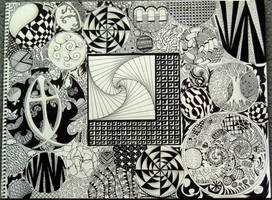 Tangle 4 by orion10405