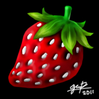 Strawberry by Maxor-GWD