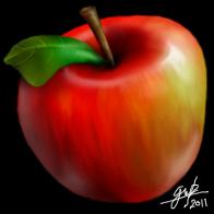 Apple by Maxor-GWD