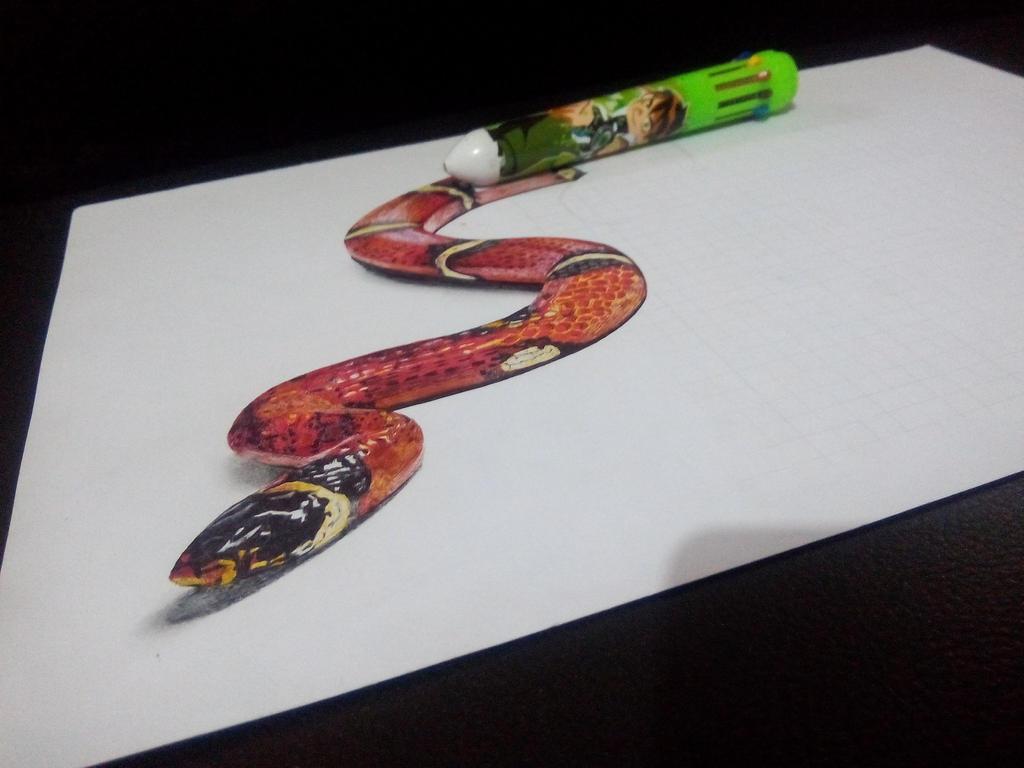 Snake by Tomosakura