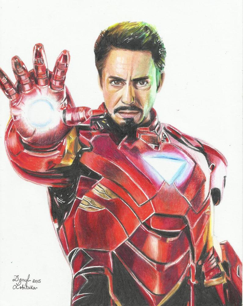 Iron Man by Tomosakura