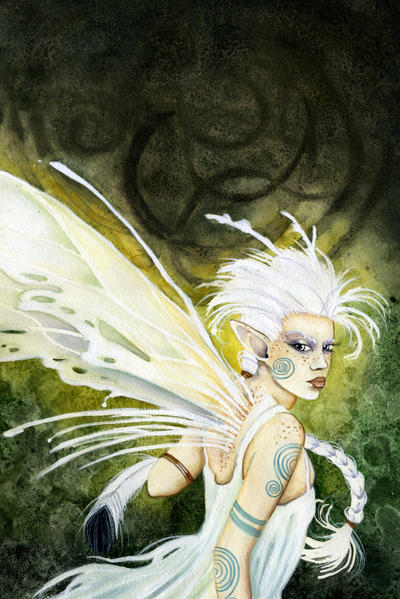 FaeriePetal by Acorncupcake