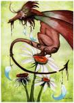 Dragon series 1. by Acorncupcake