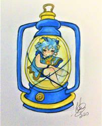 Charon Firey Lantern