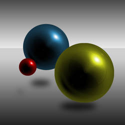 Spheres by FlorinGG