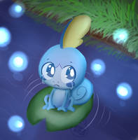 .Sobble. by citypotions