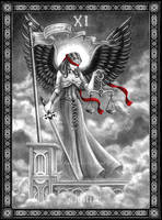 Tarot: Justice by Doberlady