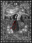 Tarot: 9 of Pentacles