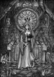 Priestess of the Old Ones...