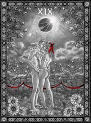 Tarot: The Sun by Doberlady