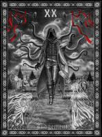 Tarot: Judgement by Doberlady