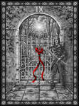 Tarot: Nine of Wands