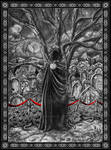 Tarot: Page of Pentacles by Doberlady