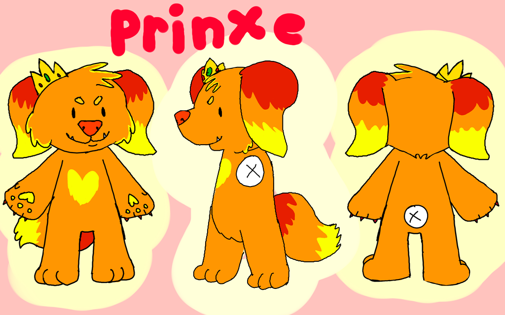 Prinxe ref by kittenScientist