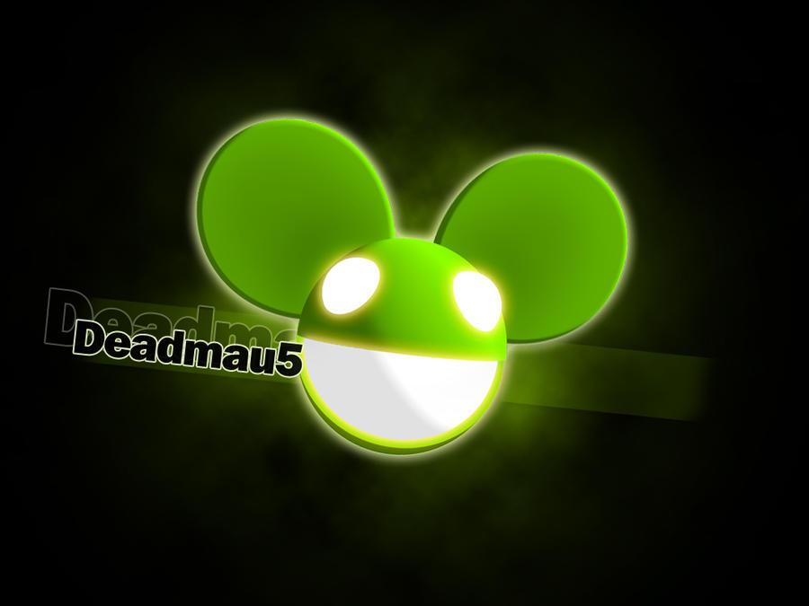 deadmau5 green wallpaper - photo #9