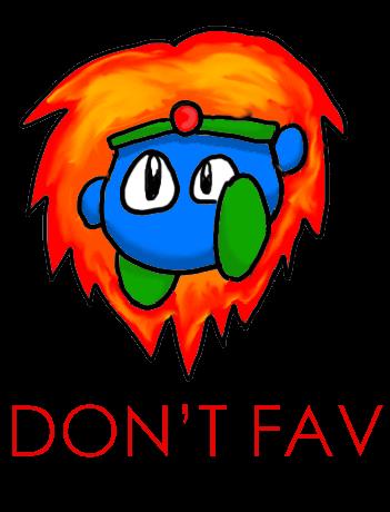 Burning Leo by Da-Real-Kirby-Club on DeviantArt