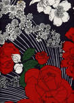 Stock Texture Fabric 85