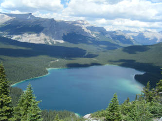 pinto lake - The Lake by rhyth-la