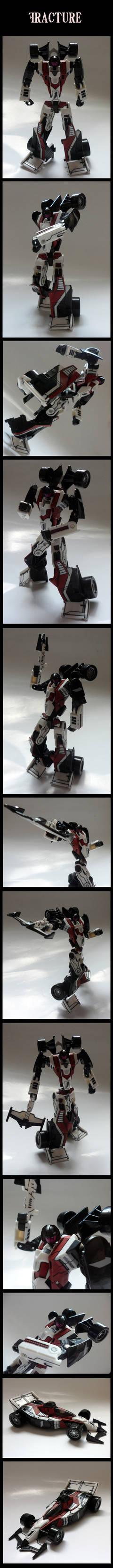 transformers - premium fracture