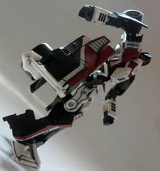 transformers - premium fracture closeup