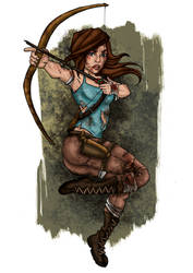 Tomb Raider Reborn by DollStudios