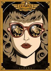 Athena by DollStudios