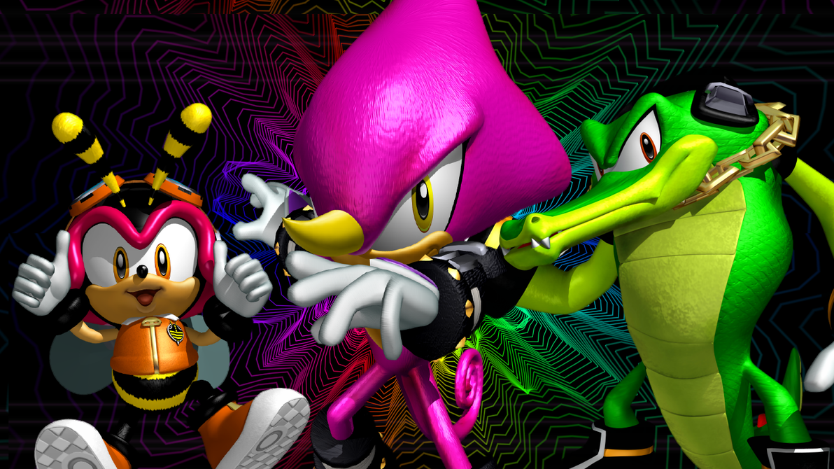 Team Chaotix 2 by Light-Rock on DeviantArt