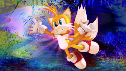 Miles ''Tails'' Power[25]