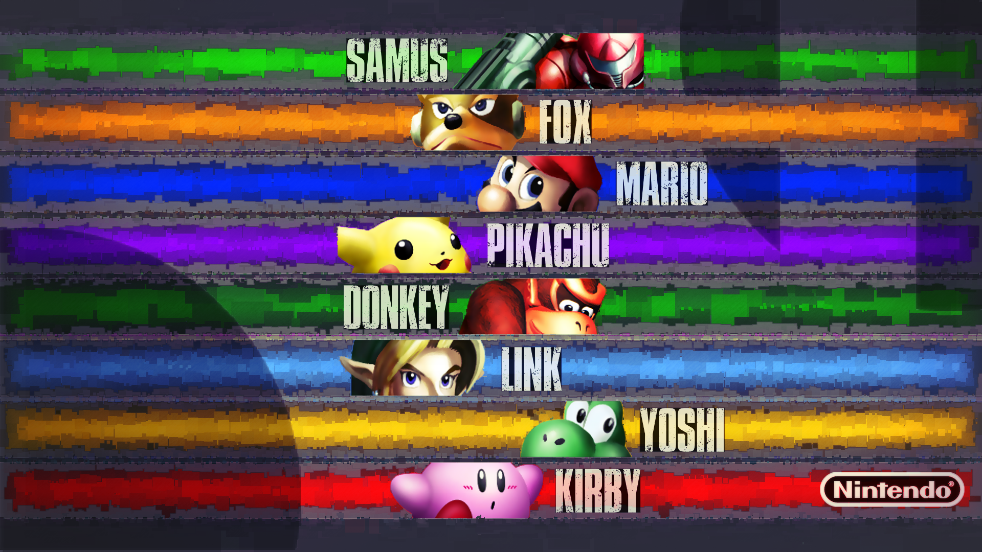 Super Smash Brothers (N64)[1]