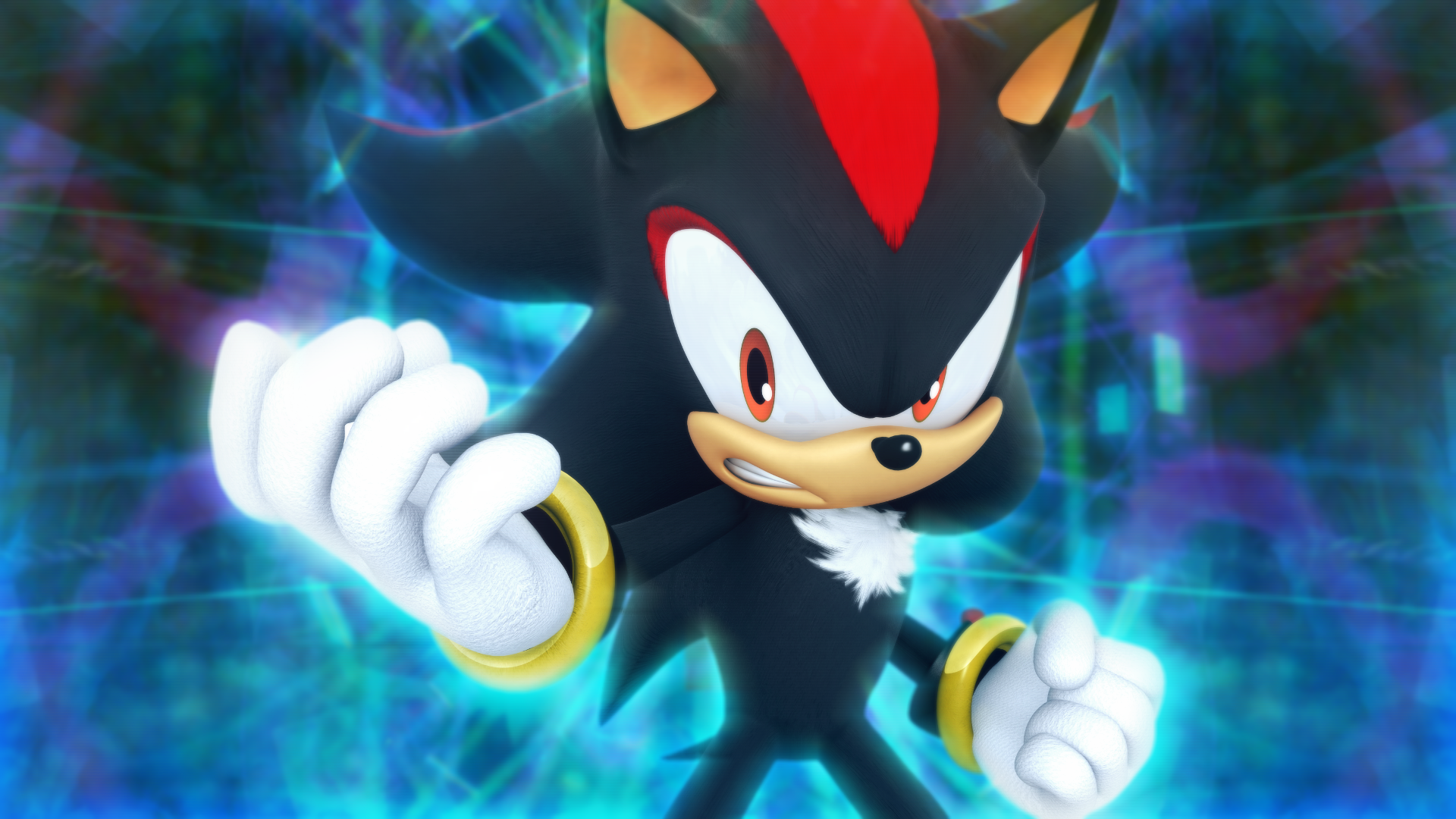 Shadow The Hedgehog59 By Light Rock