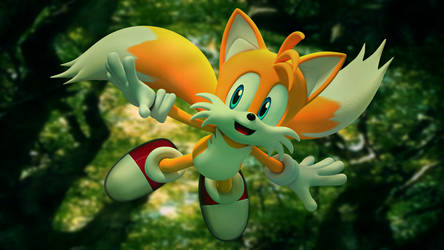 Miles ''Tails'' Prower [51]